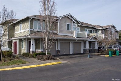 6435 Hazel Lane SE UNIT G, Auburn, WA 98092 - MLS#: 1254987