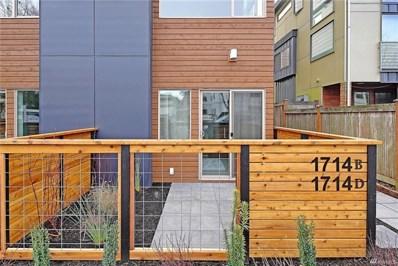 1714 California Ave SW, Seattle, WA 98116 - MLS#: 1256661