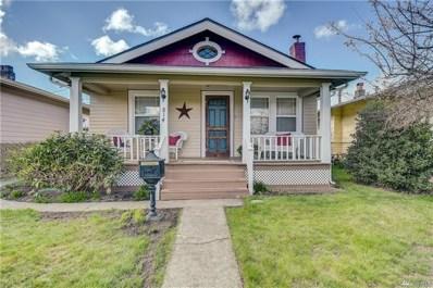 814 S Oakes St, Tacoma, WA 98405 - MLS#: 1258031