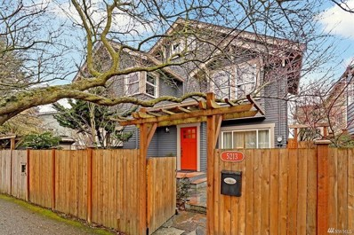 5213 8th Ave NW, Seattle, WA 98107 - MLS#: 1258926