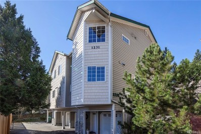 1231 NE 135th St UNIT D, Seattle, WA 98125 - MLS#: 1259122