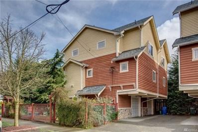 106 26th Ave UNIT A, Seattle, WA 98112 - MLS#: 1259903