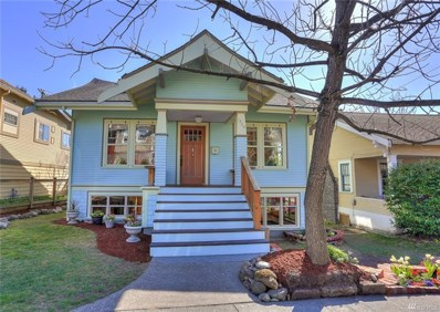 1325 N Lucas Place, Seattle, WA 98103 - MLS#: 1260266