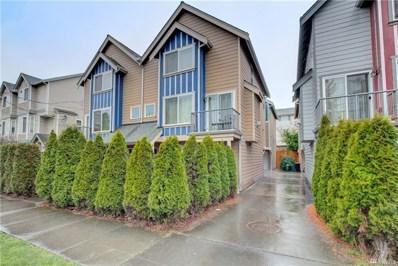 9243 Ashworth Ave N UNIT B, Seattle, WA 98103 - MLS#: 1261340