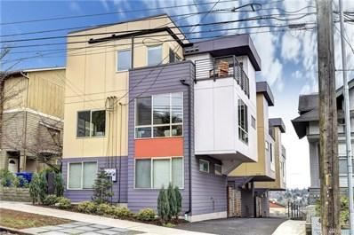 1615 S Weller St, Seattle, WA 98144 - MLS#: 1261452