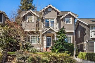 1523 39th Ave E, Seattle, WA 98112 - MLS#: 1262123