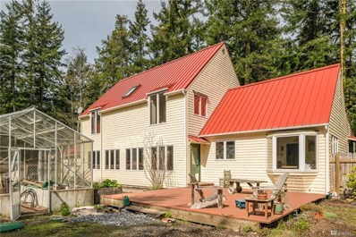 590 Shark Reef Rd, Lopez Island, WA 98261 - MLS#: 1264032