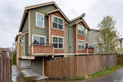 9219 Ashworth Ave N UNIT B, Seattle, WA 98103 - MLS#: 1264065