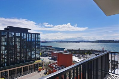 2607 Western Ave UNIT 1001, Seattle, WA 98121 - MLS#: 1264330