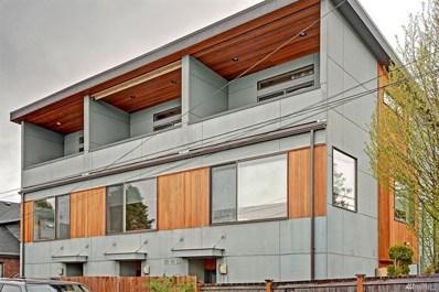 5950 California Ave SW UNIT A, Seattle, WA 98136 - MLS#: 1267366