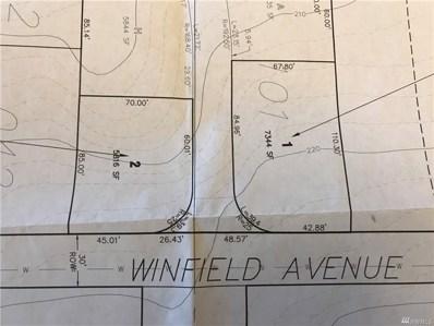 999 Winfield Ave, Bremerton, WA 98310 - MLS#: 1268580