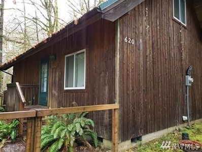 620 N Dow Creek Dr, Hoodsport, WA 98548 - MLS#: 1270069