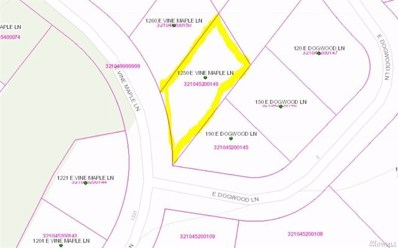 1250 E Vine Maple Lane, Union, WA 98592 - MLS#: 1271482