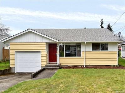 6844 S I St, Tacoma, WA 98408 - MLS#: 1271564