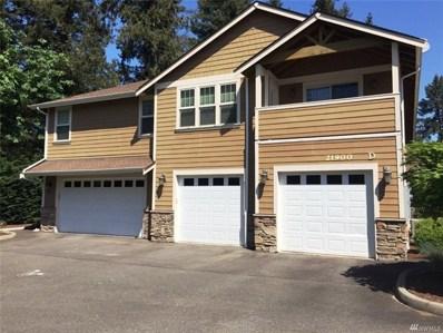 21900 SE 242nd St UNIT D-2, Maple Valley, WA 98038 - MLS#: 1274058