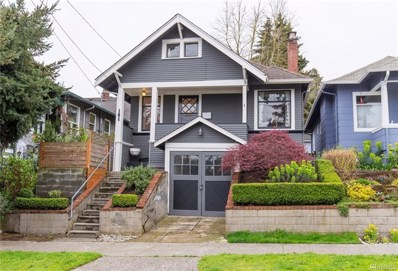 161 Fulton St, Seattle, WA 98109 - MLS#: 1274561