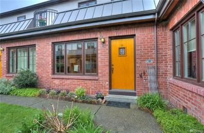 4321 Linden Ave N UNIT H, Seattle, WA 98103 - MLS#: 1274722