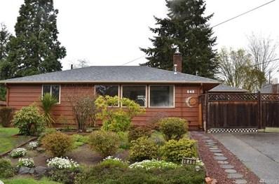 848 SW 127th St, Seattle, WA 98146 - MLS#: 1276188