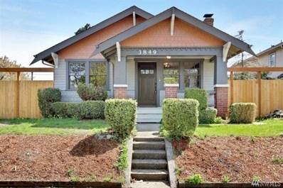 3849 E I St, Tacoma, WA 98404 - MLS#: 1281253