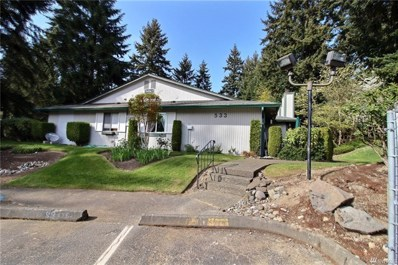 533 S 323rd Place UNIT A, Federal Way, WA 98003 - MLS#: 1281637