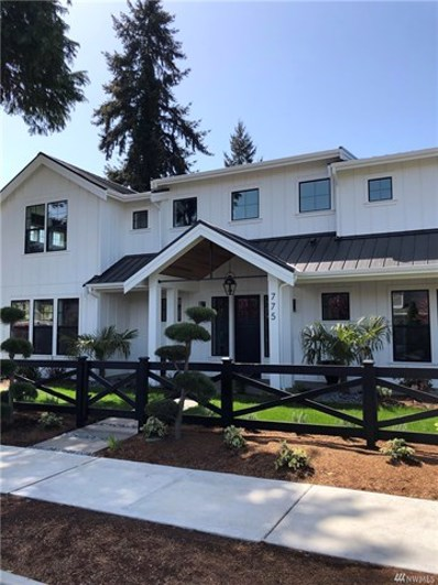 775 5th St, Kirkland, WA 98033 - MLS#: 1281652
