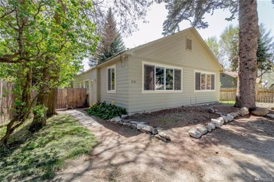 510 W 12th Ave, Ellensburg, WA 98926 - MLS#: 1281704