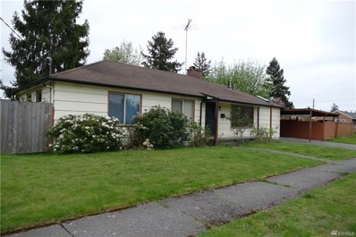 852 S 70th St, Tacoma, WA 98408 - MLS#: 1281970