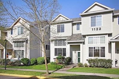 1122 63rd St SE UNIT C, Auburn, WA 98092 - MLS#: 1281982