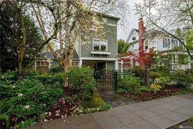 3863 E Olive St, Seattle, WA 98122 - MLS#: 1282340