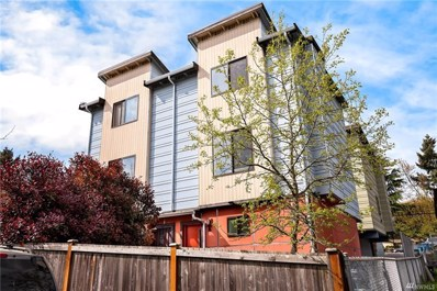 4629 S Holly St UNIT A, Seattle, WA 98118 - MLS#: 1283037
