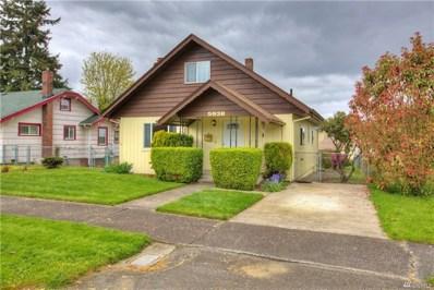 5938 S Thompson Ave, Tacoma, WA 98408 - MLS#: 1285347