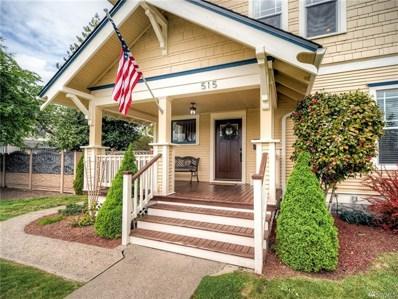 515 S 61st St, Tacoma, WA 98408 - MLS#: 1285528