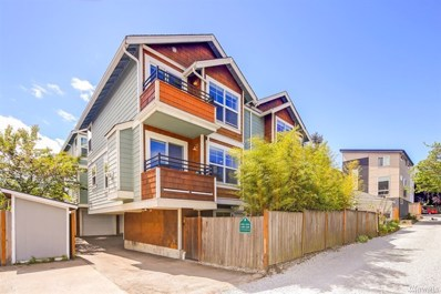 616 NW 85th St UNIT A, Seattle, WA 98117 - MLS#: 1285720