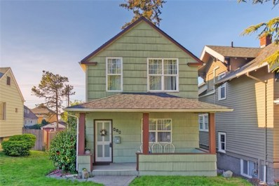 415 S 34th St, Tacoma, WA 98418 - MLS#: 1286457