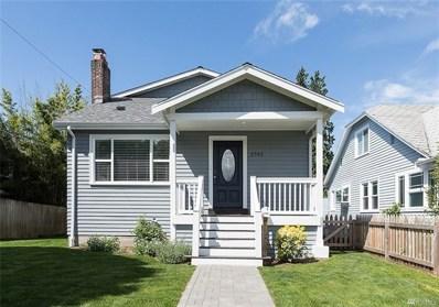2745 38th Ave SW, Seattle, WA 98126 - MLS#: 1287300