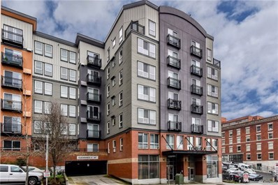 108 5th Ave S UNIT 420, Seattle, WA 98104 - MLS#: 1287348