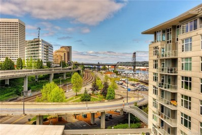 1515 Dock St UNIT 705, Tacoma, WA 98402 - MLS#: 1289303