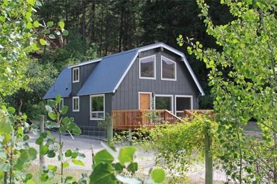 128 Poorman Creek Rd, Twisp, WA 98856 - MLS#: 1290508