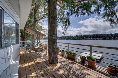 4420 E Mason Lake Dr W, Grapeview, WA 98546 - MLS#: 1291608
