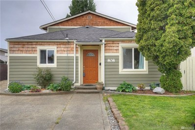 808 S Oxford St, Tacoma, WA 98465 - MLS#: 1292361