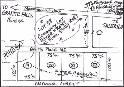 396 84th Place NE, Granite Falls, WA 98252 - MLS#: 1292751