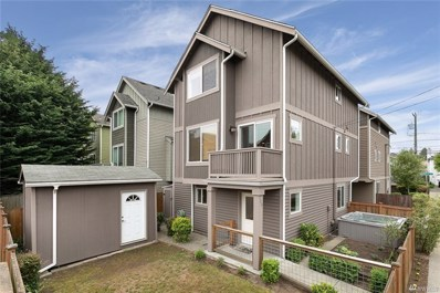 703 N 94th St, Seattle, WA 98103 - MLS#: 1294283