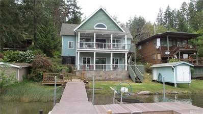 5620 E Mason Lake Dr W, Grapeview, WA 98546 - MLS#: 1298413