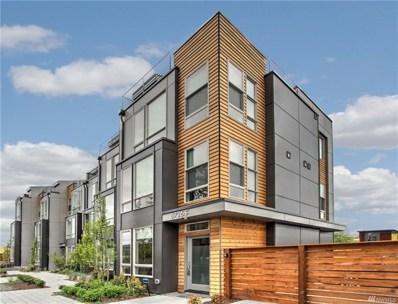 6726 Corson Ave S UNIT F, Seattle, WA 98108 - MLS#: 1298822
