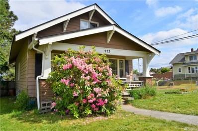 923 E 32nd St, Tacoma, WA 98404 - MLS#: 1300052