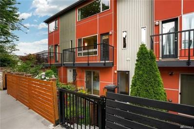 1709 E Fir St, Seattle, WA 98122 - MLS#: 1302428