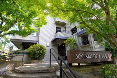 600 Malden Ave E UNIT 201, Seattle, WA 98112 - MLS#: 1304416