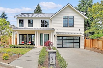 322 17th Ave, Kirkland, WA 98033 - MLS#: 1304832