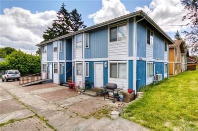 3325 S Asotin St UNIT A-D, Tacoma, WA 98418 - MLS#: 1305954