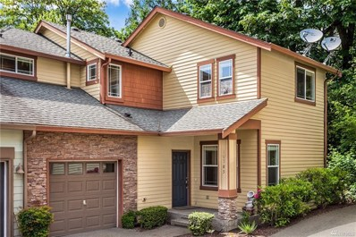 10785 221st Lane NE UNIT G22, Redmond, WA 98053 - MLS#: 1307176